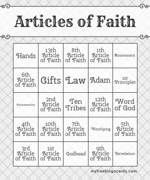 My free bingo